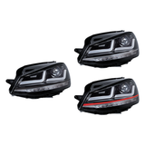 LEDriving headlight for VW Golf VII